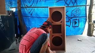 TUTORIAL cara membuat box MID HIGH 10in cuma 10menit