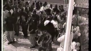 The Legion -Live Vintage footage BET Teen Summit Jingle Jangle-Legion Groove