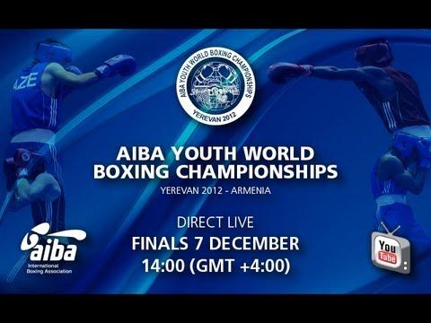 Finals - AIBA Youth World Boxing Championships Yerevan 2012