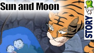 Sun and Moon -Bedtime Story (BedtimeStory.TV)