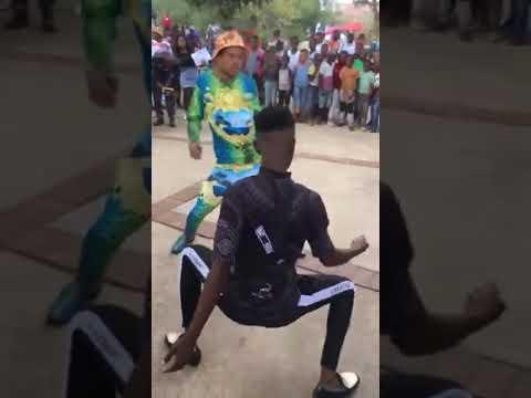 Flakka dance (best one in South Africa)