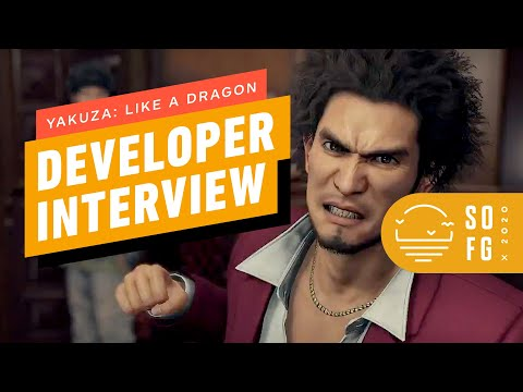 Yakuza: Like a Dragon: 14 Minutes of Gameplay & Dev Interview | Summer of Gaming 2020