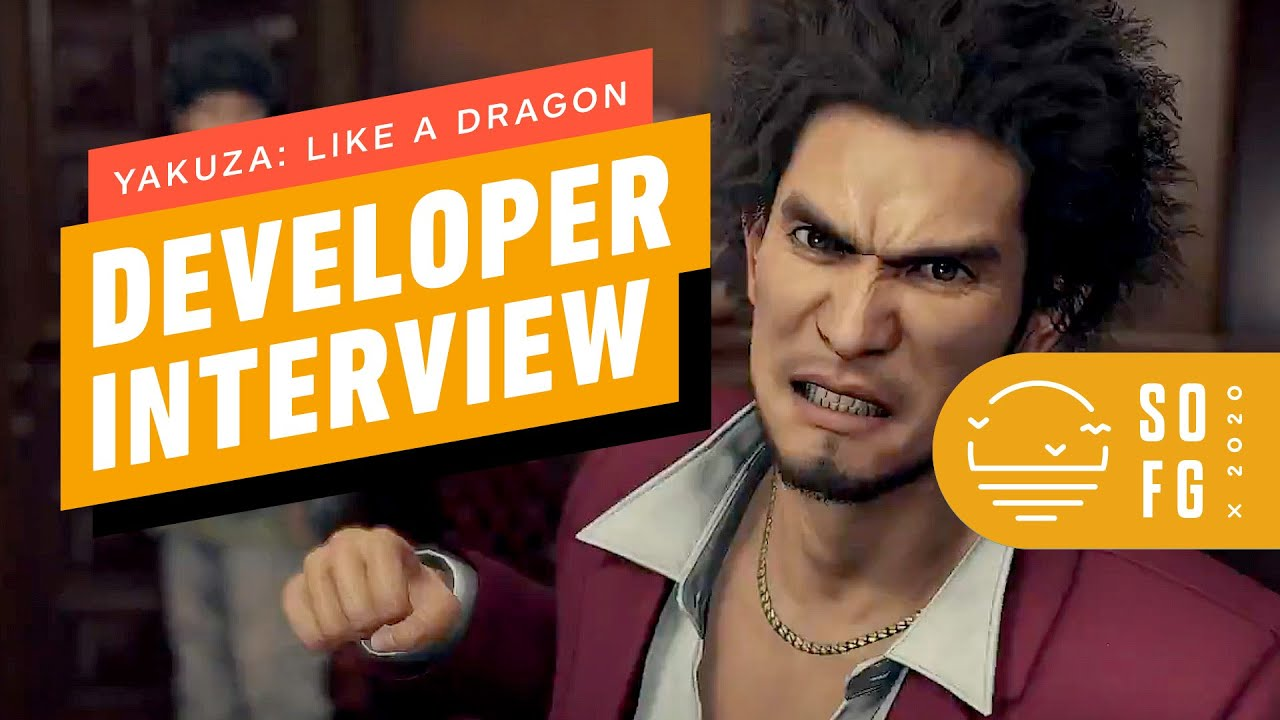7 Things We Learned From 15 Minutes Of Yakuza Like A Dragon