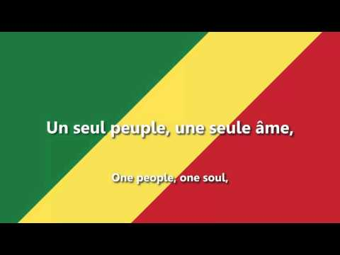 Republic of the Congo - National Anthem - La Congolaise (ACAPPELLA VERSION)