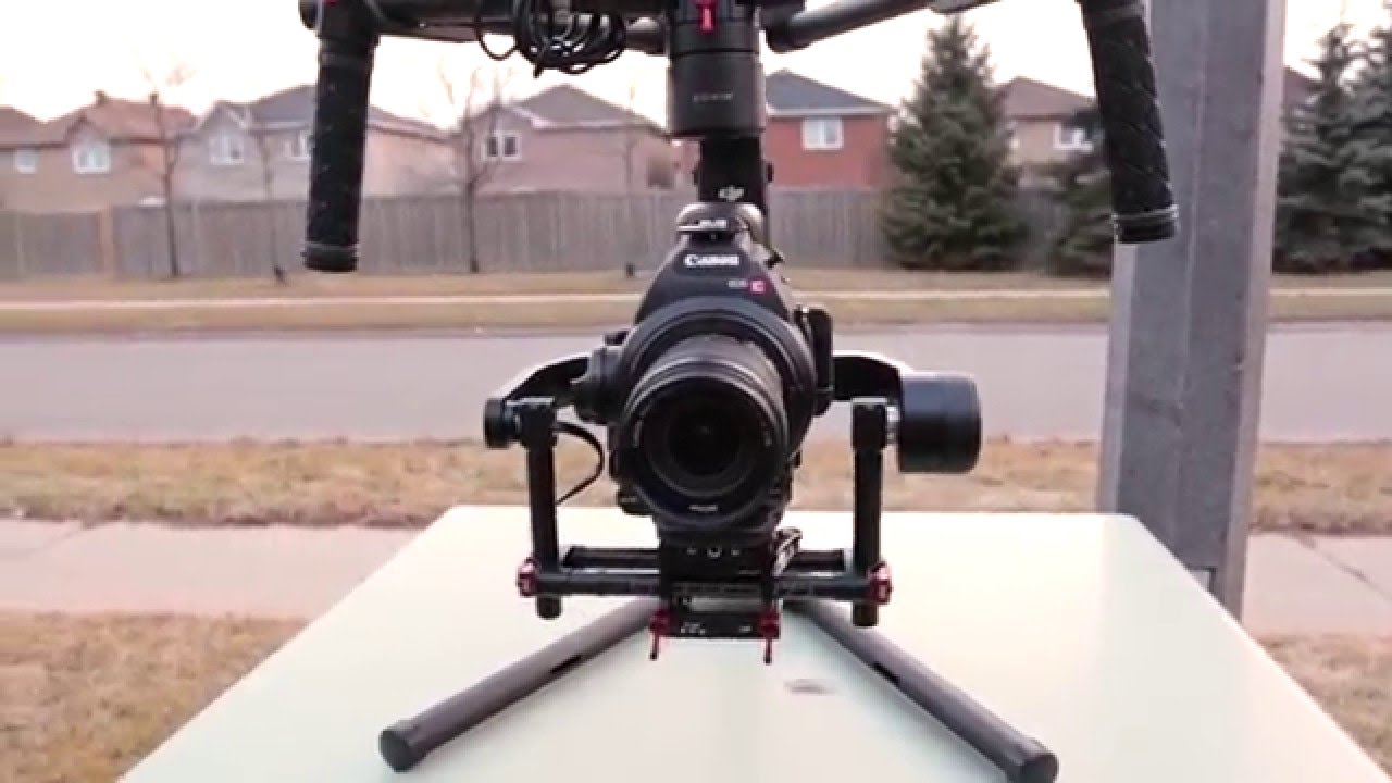 DJI Tutorials - Ronin-M - Tuning the DJI Ronin-M Assistant App .