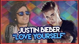 Love Yourself (Justin Bieber Cover) | Manu Negrete | La Roqueta