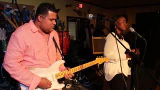 Ralph Conde @ Guitar en Feu 2015  Part 2