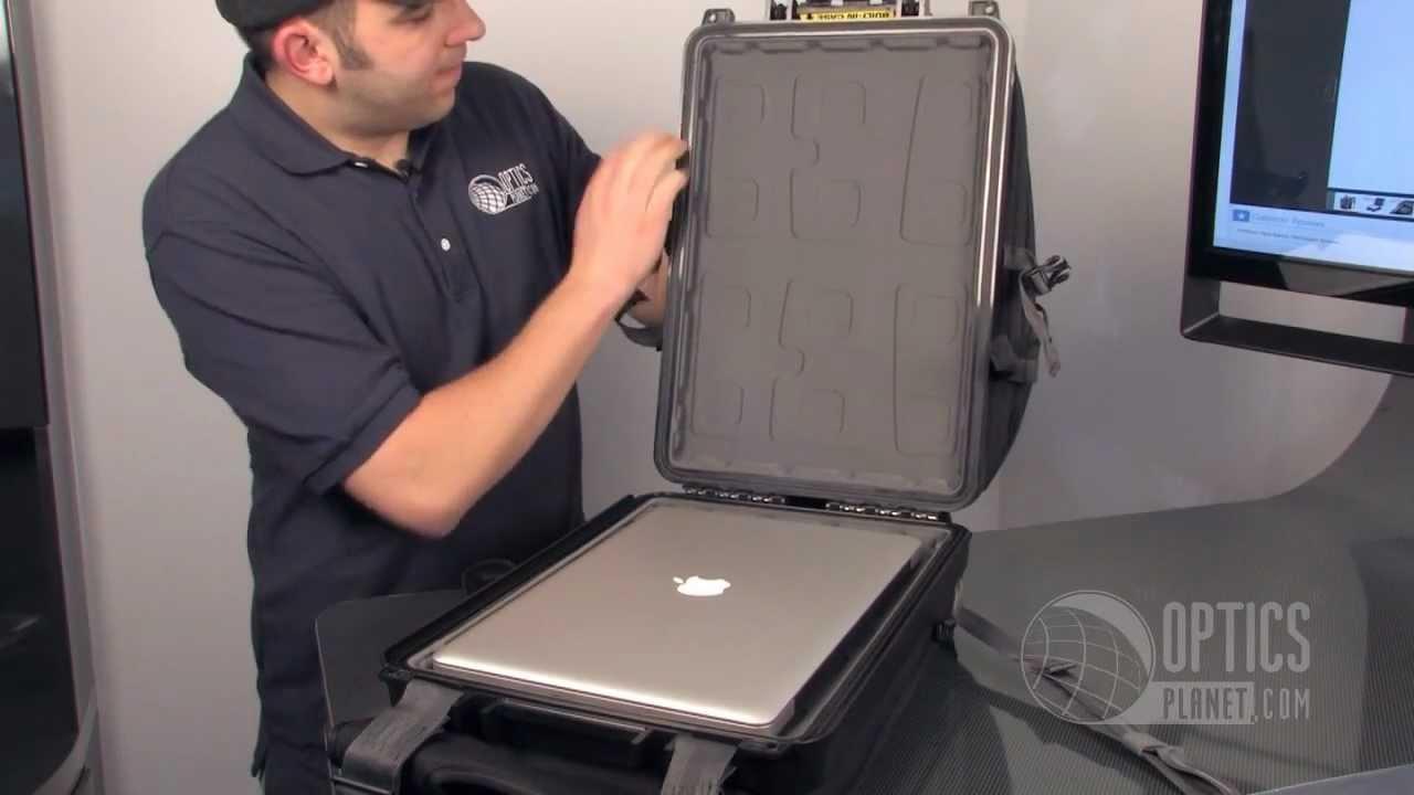 Pelican ProGear U100 Elite Laptop Backpack  OpticsPlanet