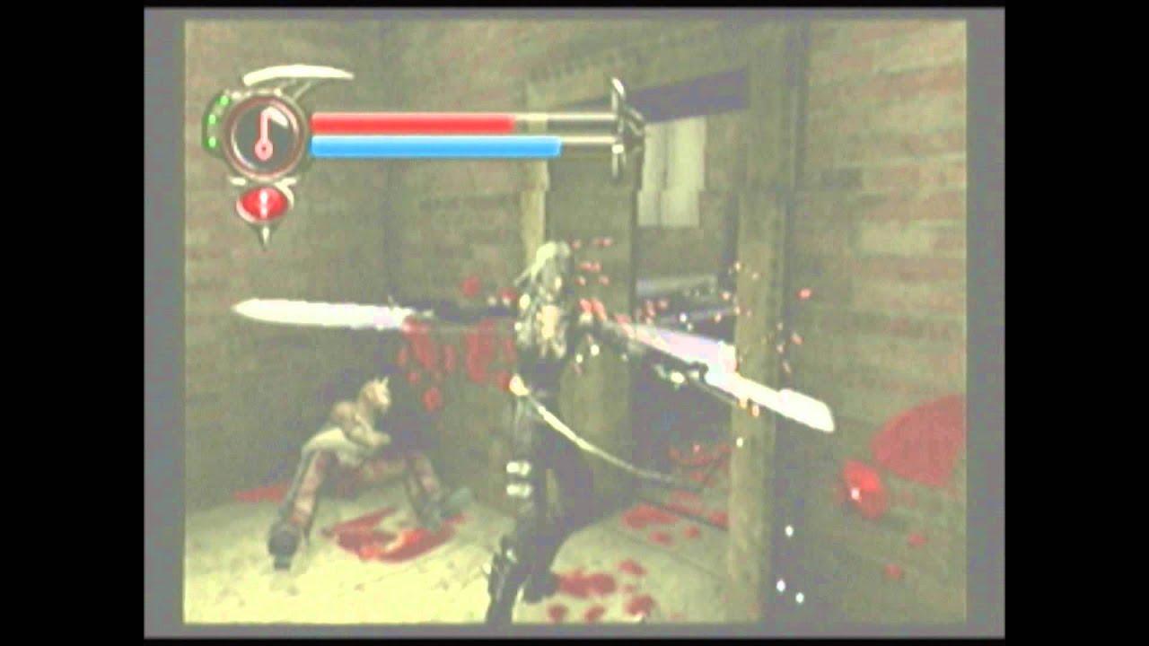 Bloodrayne 2 Ps2 Level 6 Part 11 Walkthrough Youtube
