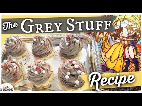 The GREY STUFF Copycat Recipe || BEAUTY And The BEAST || DISNEYLAND