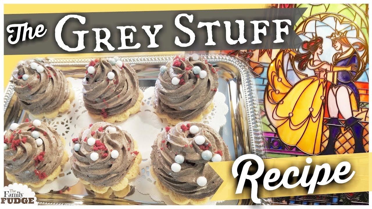The Grey Stuff Copycat Recipe Beauty And The Beast Disneyland Youtube