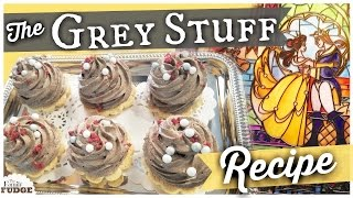 The GREY STUFF Copycat Recipe || BEAUTY and the BEAST || DISNEYLAND