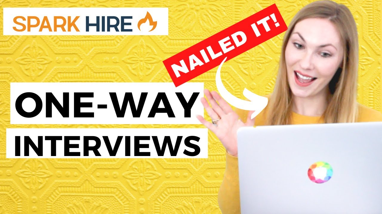 5 Ways to STAND OUT in a One Way Interview - Spark Hire Interview
