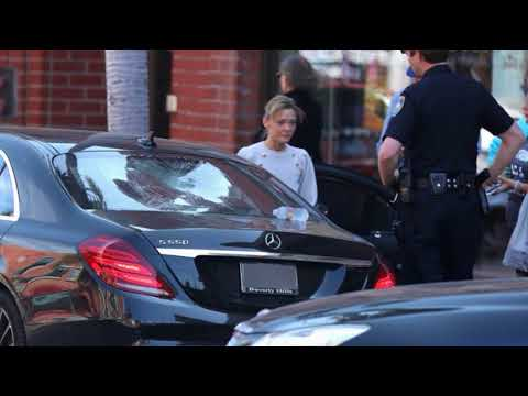 Actress JAIME KING Distraught After Attacker Smashes Car Windows PICS