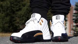 """AIR JORDAN 12 """"CHINESE NEW YEAR"""" """"REVIEW & """"ON FEET!"""