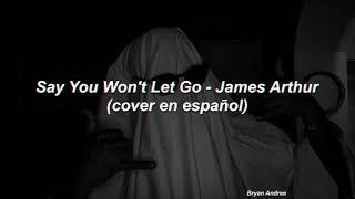 Say You Won't Let Go - James Arthur (cover en español por Bryan Andree // spanish version)