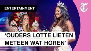 Miss Teenager Universe Shanty Leito draagt titel op aan overleden Lotte van der Zee