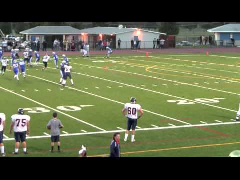 Andrew Haines Kicker Highlights - Class of 2011