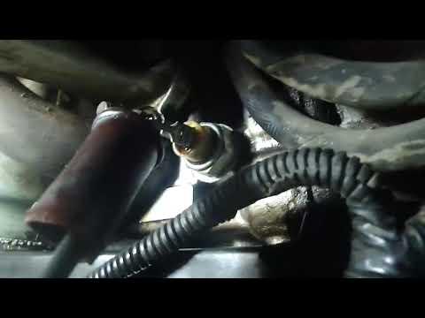 Двигатель в масле ,причина не в сальнике