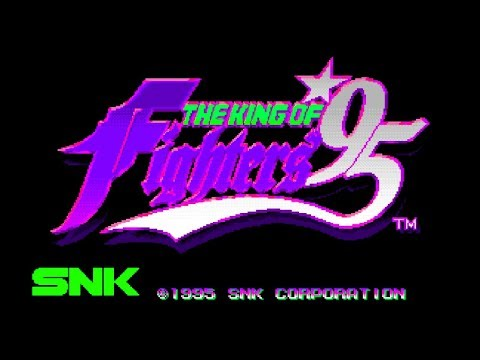 [SNK倒惨] THE KING OF FIGHTERS '95 [NEOGEO]