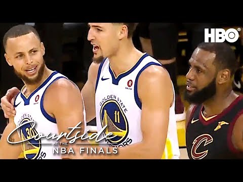 Bill Simmons's HBO doc 'Courtside at the NBA Finals' premieres this week