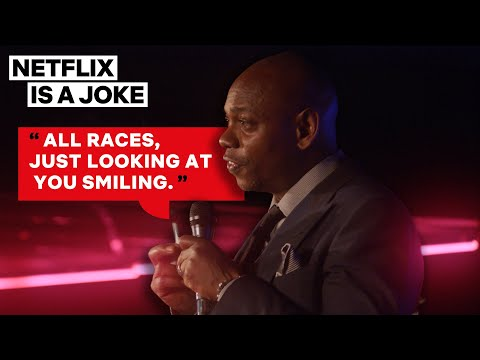 Dave Chappelle Describes His 12-Year Absence From Comedy | Netflix Is A Joke