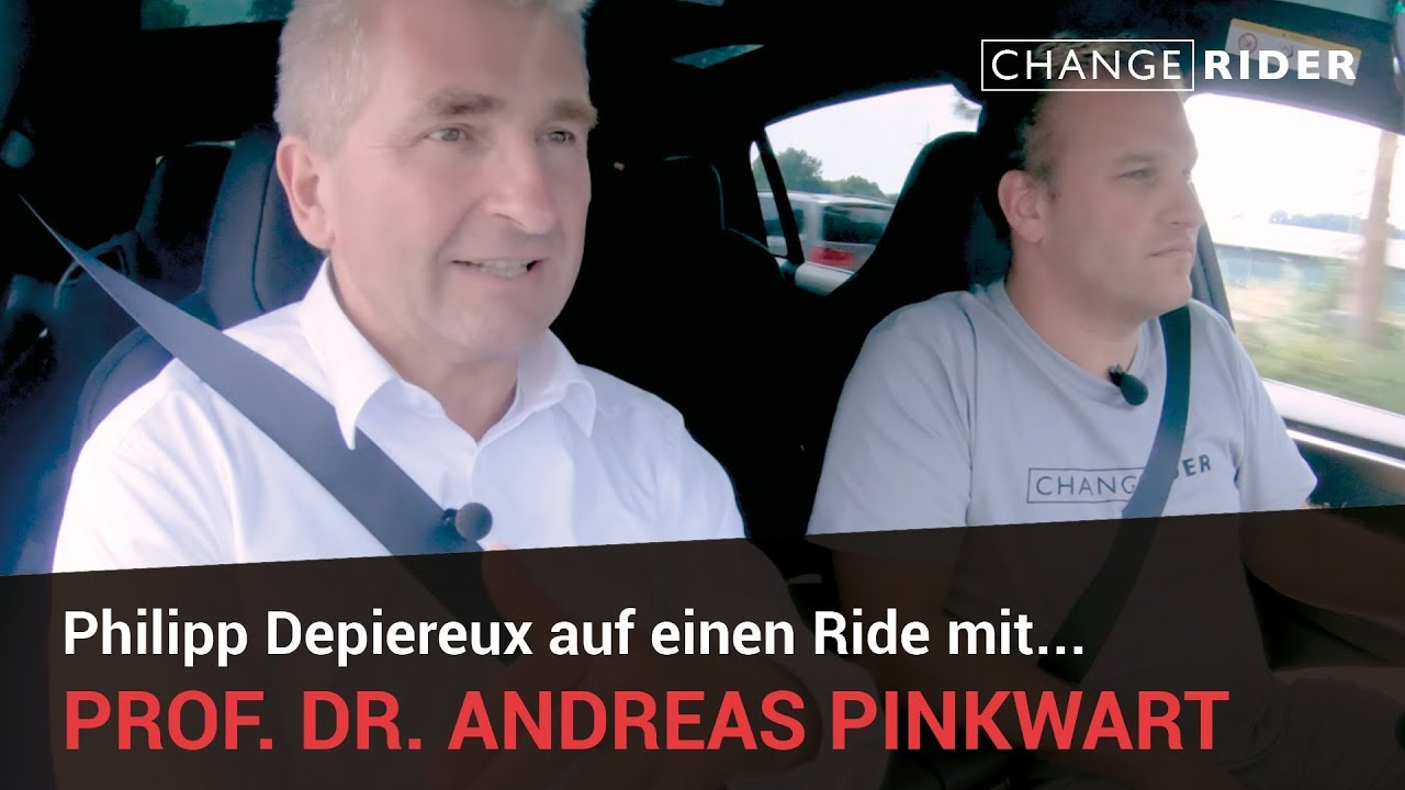 ChangeRider #7 NRW-Minister Pinkwart