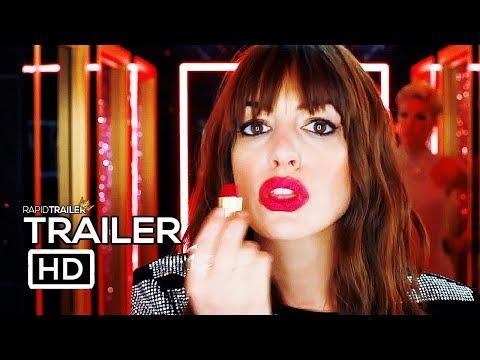 THE HUSTLE Official Trailer (2019) Anne Hathaway, Rebel Wilson Movie HD