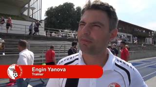 BAK TV  -  Berliner AK 07 vs Viktoria Berlin  - 1:1 - Spieltag 1 -  RL Nord Ost