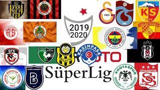 2019 - 2020 Sezonu Süper Lig Takımlarının Marşları