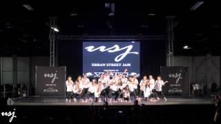 Junior Hit-List | 3rd Place Varsity | Urban Street Jam 2016 #urbanstreetjam