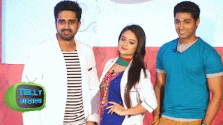 Interview: Mahi Vij, Avinash & Ruslaan Open Up On The Love Triangle In Balika Vadhu