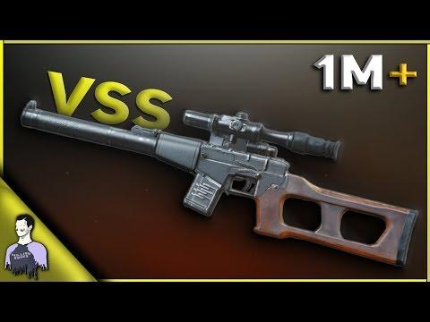 انصدمت بسلاح VSS 😱 | معلومات اول مرة تسمعها وشرح بلتفصيل | مليون احتراف اسلحة 👑 | ببجي موبايل