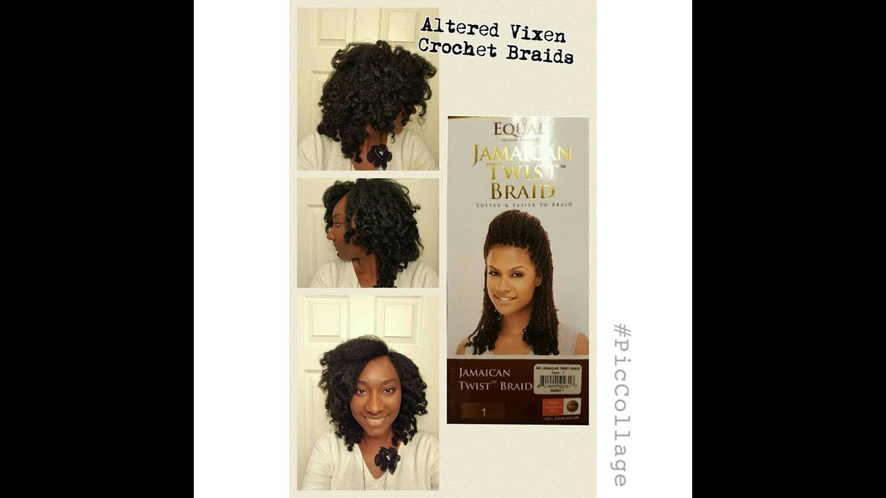 Altered Vixen Crochet Braids (No Leave Out) - YouTube