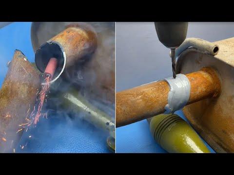 Weld Metal Repair Paste Review 2021- Does it Work?