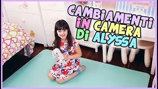 Download lagu Grandi cambiamenti in cameretta di Alyssa!!