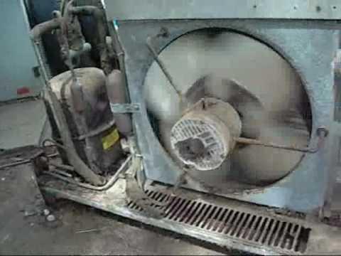 voltas air conditioner wiring diagram forced failure of new fujita condensing unit compressor ... #4