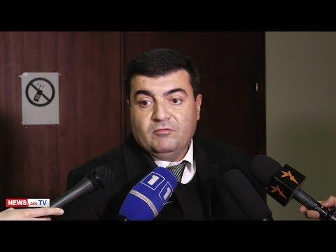 Տեսանյութ. Դատարանը Գեւորգ Կոստանյանին կալանավորելու որոշում կայացրեց