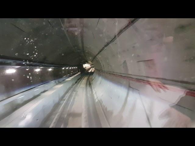Üsküdar Ümraniye Çekmeköy Metrosu ilk etap izlenimleri 2