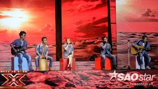 its my life  nhom dolphins  liveshow 5 the x factor - nhan to bi an 2016 ss2