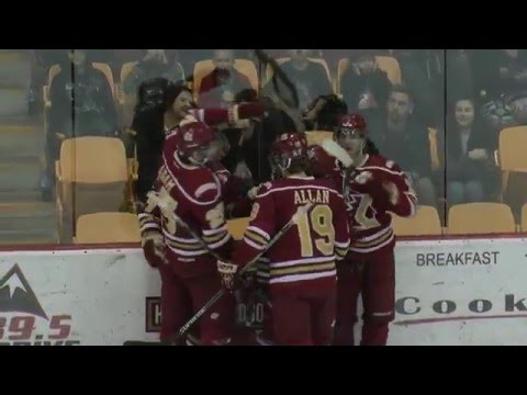 Chilliwack Chiefs vs Wenatchee Wild February 17 2016