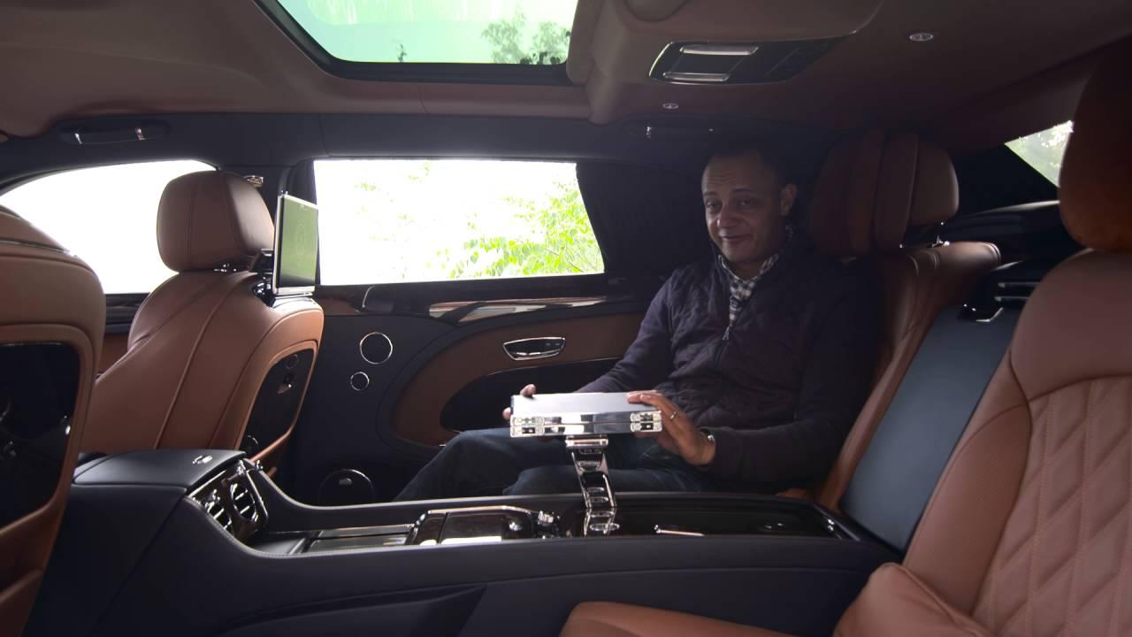 2017 bentley mulsanne interior autoblog youtube. Black Bedroom Furniture Sets. Home Design Ideas