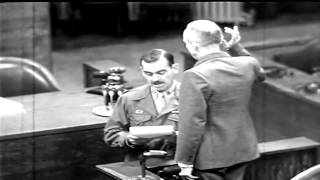 War Crimes Trials, Tokyo, Japan, 08/13/1946 (full)