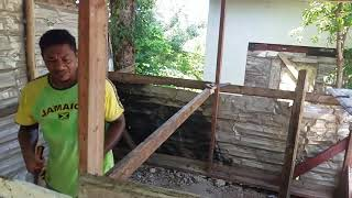JAMAICA GOOD LIFE - EP428 - Nick Build New Chicken Coop, Nadisha Goes Shopping
