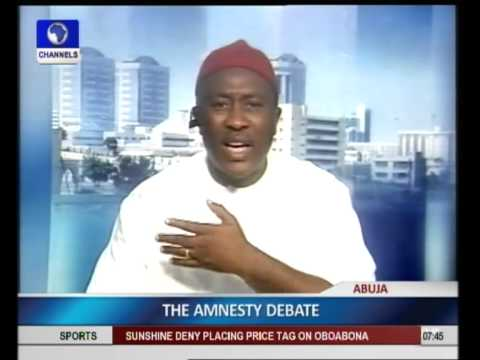 "FG Should Use ""Friends"" Of Boko Haram To Negotiate- Niger Delta Lawyer pt 2"