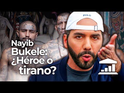 ¿Es BUKELE un HÉROE... o un TIRANO para EL SALVADOR? - VisualPolitik