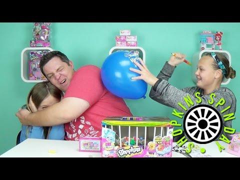 Shopkins Spin Day - Shopkins Season 4!