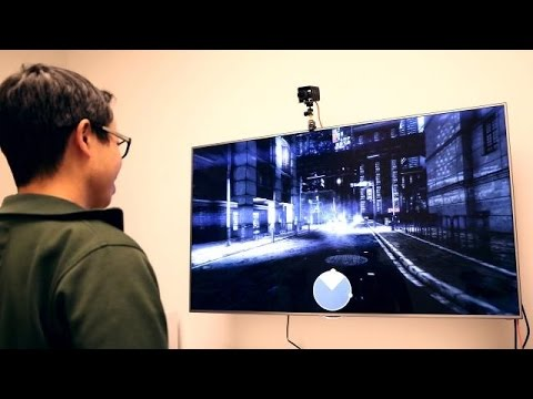 Audience Entertainment's Interactive 360 Degree Demo