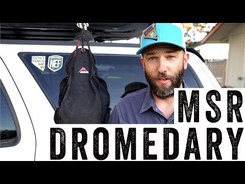 MSR 10 L Dromedary Bag
