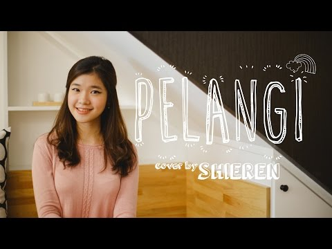Pelangi - Hivi Cover by Shieren (live recording)